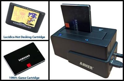 Lucidica London Hot Desk Cartridge