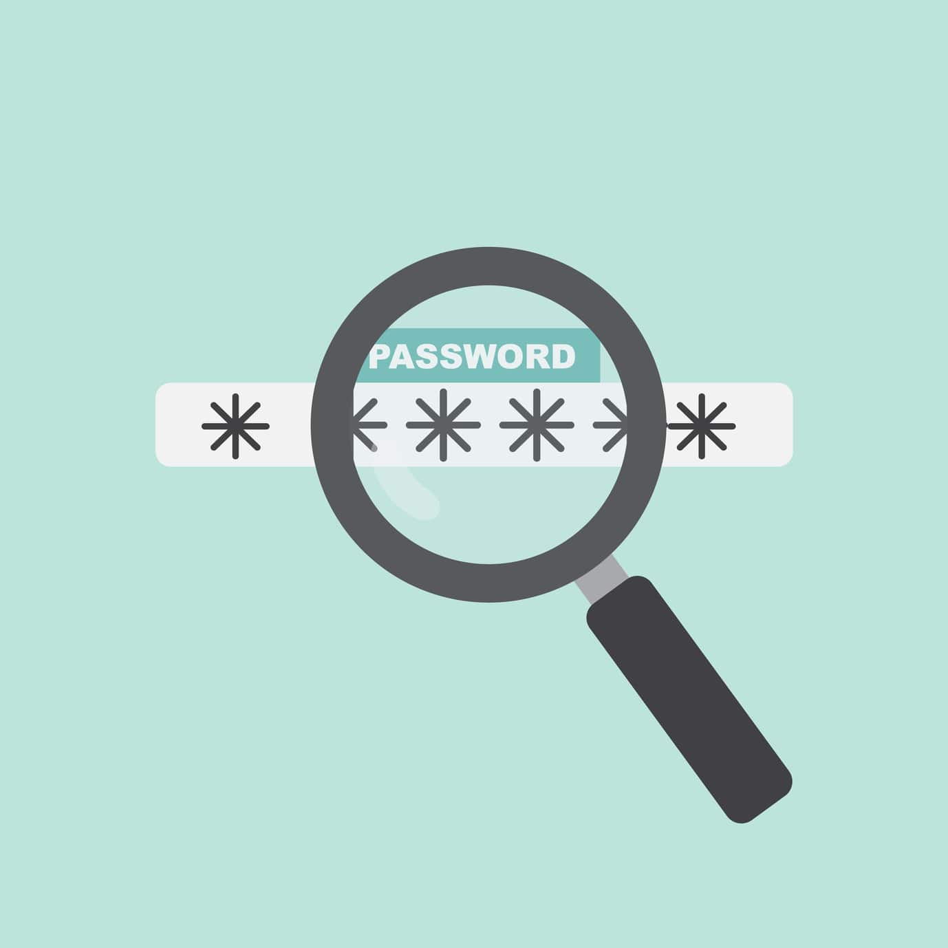 ideas for choosing a password