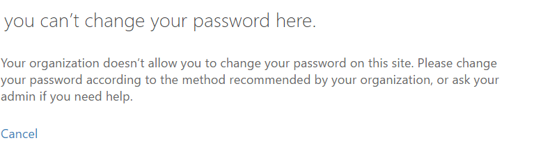 how to change your password 3