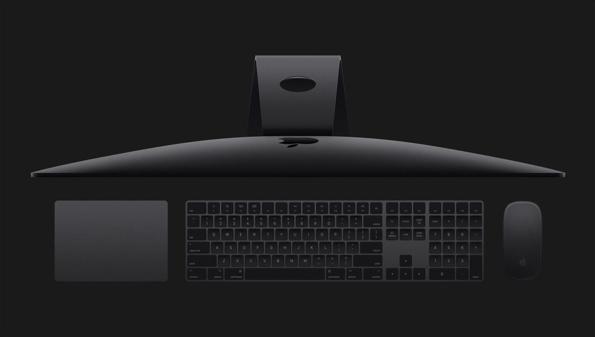 iMac Pro vs iMac 2017