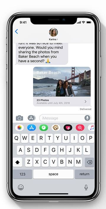 ios 12 beta new features
